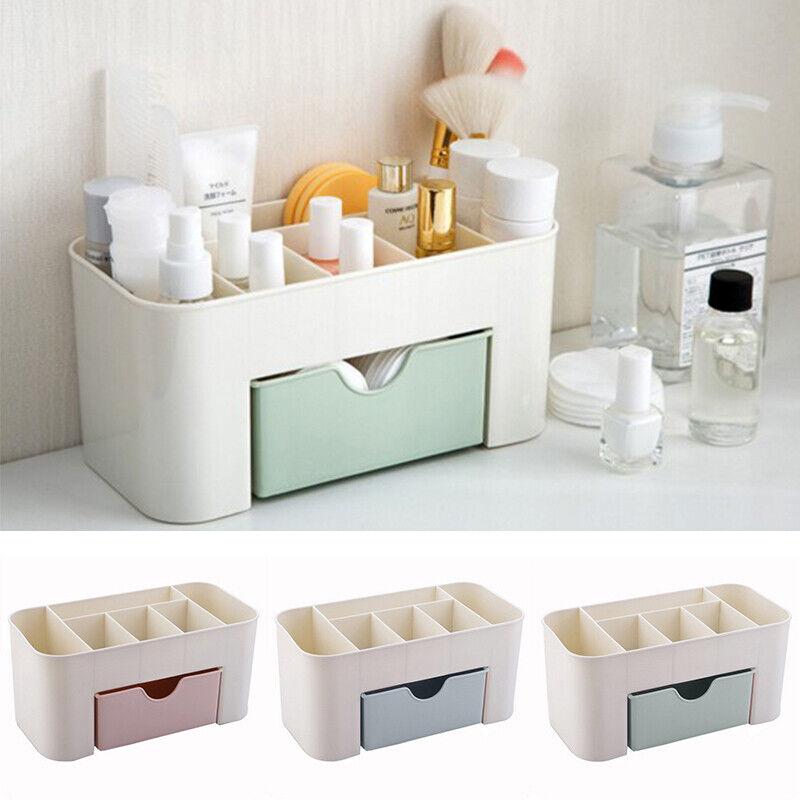 Make up Box Halter Kosmetik Pinsel Display Tasche Aufbewahrungsbox Case Etui DE*