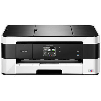 Brother MFC-J4420DW 4-in-1 Multifunktionsgerät Drucker Scanner Kopierer Fax WLAN ()