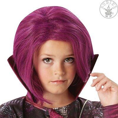 Mal Wig Perücke lila Auradon Fairest Disney Rubies Kinderperücke -