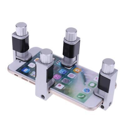 Teléfono Clip Ajustable Plástico Accesorio Pantalla LCD Pinza Cierre Móvil Tool
