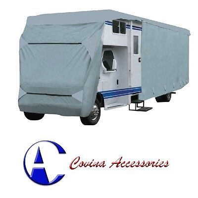 Covina Accessories Deluxe Class C RV Cover Motorhome 3 Layer fits 29'-32'