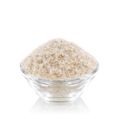 Flohsamenschalen indische 95% Reinheit Ballaststoffe 1 kg Beutel
