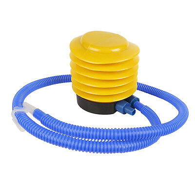 Foot Operated Air Pump Toy Balloon Inflator Yoga Ball Plastic Inflatable Quick