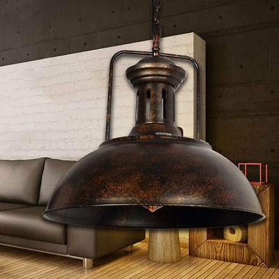 Nautical pendant lightebay 1 industrial nautical barn pendant light 16 single pendant lamp with metal dome mozeypictures Gallery