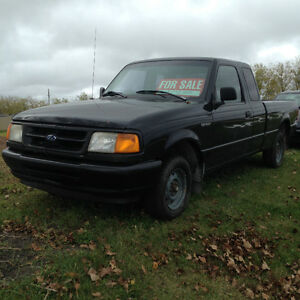 1997 Ford Ranger 2WD New Safety