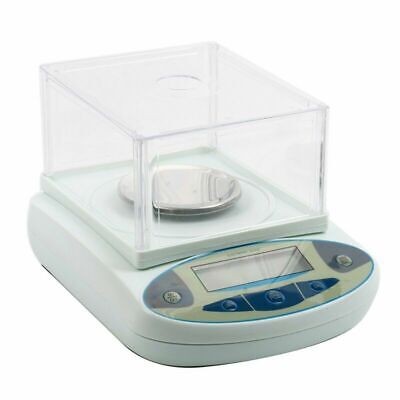 New 200 X0.001g 1mg Lab Analytical Balance Digital Precision Electronic Scale Us