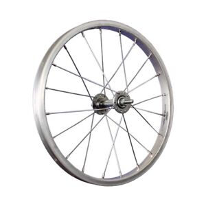 Wanted Front Bike Wheel 12 1/2 X 1 3/16 For 16 X 1.75 Tire
