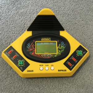 1980's Vtech Electronic Play-by-Play Baseball
