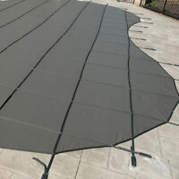 Top-of-the-Line Pool Safety Covers On Sale - From $499!