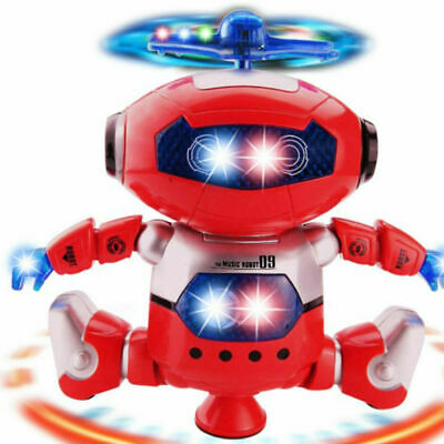 Toys For Boys Smart Robot Kids Toddler Robot Dancing Musical Toy Birthday Gift - Smart Toys For Kids