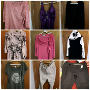 Size 3x womens clothing
