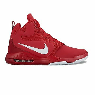 Size 14 Nike Men Air Conversion 861678 601 Red White