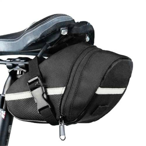 Bicycle Mountain Bike Seat Rear Pouch Bags US SELLER