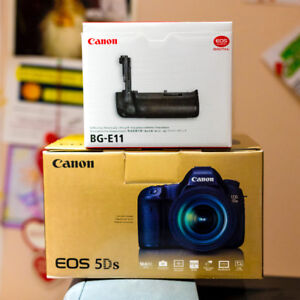 Canon 5Ds / Grip - like brand new / BOX