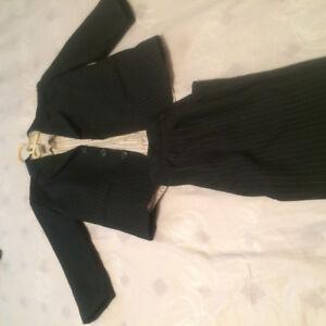 Boys coat suit 5/6 yrs