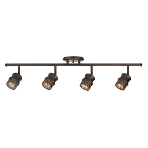 Norris 4-Light Adjustable Track Lighting