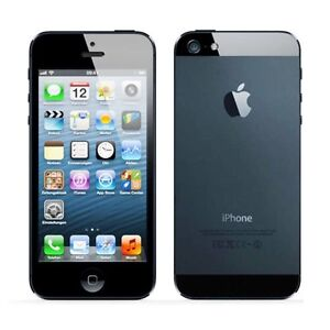 NEW iPhone 5 16gb black * UNLOCKED / DEBLOQUER ✮