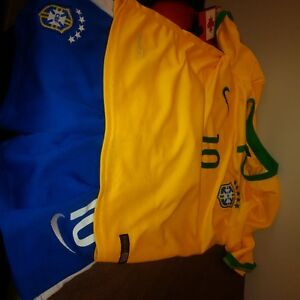 Boys Soccer Uniforms - Portugal and Brazil Kitchener / Waterloo Kitchener Area image 1