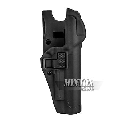 Serpa Level 3 Right Hand Auto Lock Duty Waist Pistol Holster for Colt 1911 M1911