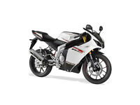 RIEJU RS3 125 PRO RACING - SPORTS BIKE - WR / YZF-R 125 ENGINE