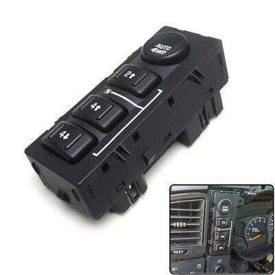 4wd Switch (4WD 4x4 Selector Switch for Silverado GMC Sierra Yukon Tahoe 2003-2007 15136039 )