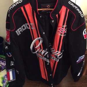 NEW CHEVY JACKET NEVER WORN