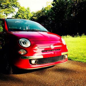 2012 Fiat 500 Lounge Coupé - Excellente condition!
