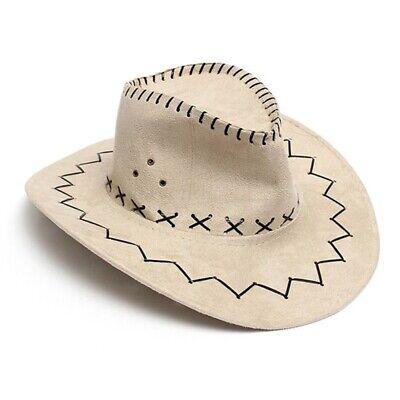 1X(Archaistisch Unisex Denim Wilder Westen Cowboy Cowgirl Rodeo Faschingskost - Denim Weste Kostüm