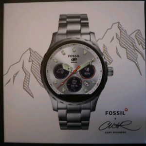 FOSSIL GEN 2 SMARTWATCH - LIMITED EDITION CORY RICHARDS SET