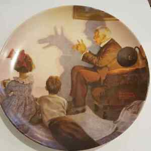 Collector's plate  The Shadow Artist