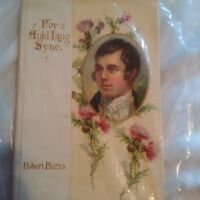 Robert Burns Antique Book