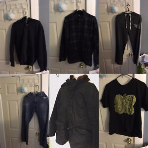 six clothes for sale ,wish to go fast