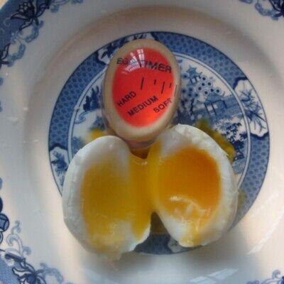 heat sensitive egg boiler color changing timer