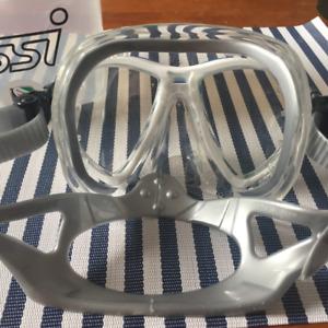 Masque de plongée - Big Eye Evolution Crystal NEUF