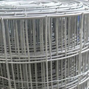 WANTED - T-Post and 4' tall Welded wire mesh or welded stucco