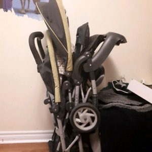 Reduced*****Graco Double strollers