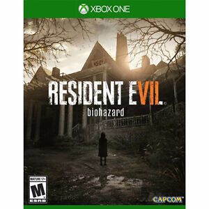 Resident Evil VII Biohazard for sale or trade