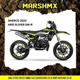 Sherco 2022 HRD 50 Silver SM-R - Nil Deposit Finance Available