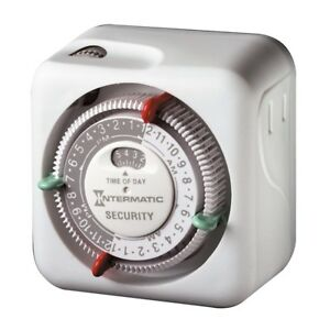 Intermatic TN711 Security Timer