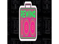 THURSDAY'S AT 100 WARDOUR ST - 90'S AND 00'S WITH REWIND 100 ON DECEMBER