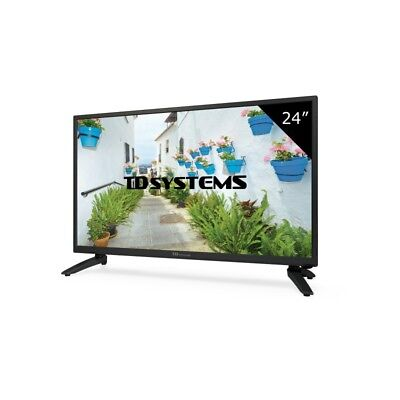 Televisor Led HD 24 Pulgadas TD Systems K24DLH8H. HDMI, USB, VGA