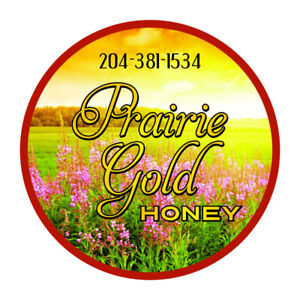 Raw Wildflower Honey for Sale & Resale (Prairie Gold)