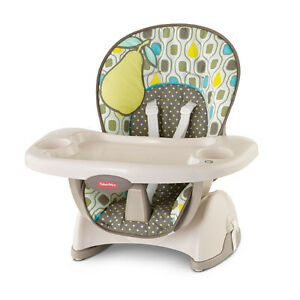 Chaise haute Fisher-Price SpaceSaver (Chaise haute portative)