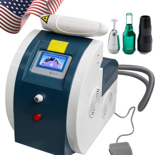 US Q-Switch ND YAG Laser Tattoo Removal Machine Eyebrow Pigment Removal Machine*