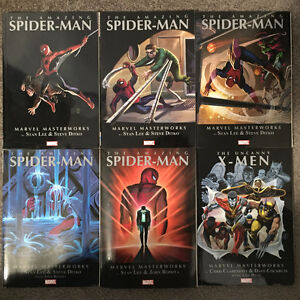Marvel Masterworks: The Amazing Spider-Man & The Uncanny X-Men