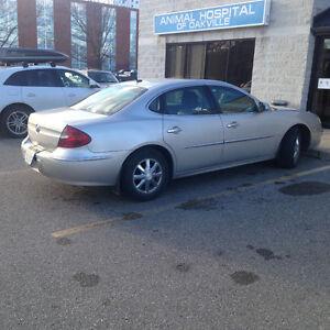 2006 Buick Allure CXL Sedan