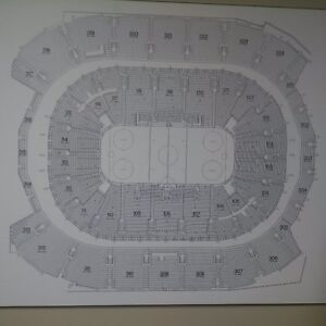 ACC seating chart - mounted - architects drawings