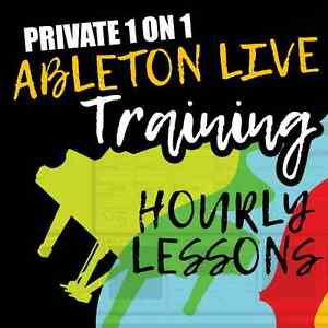 Learn Ableton Live - Electronic Music Production Lessons - 1on1
