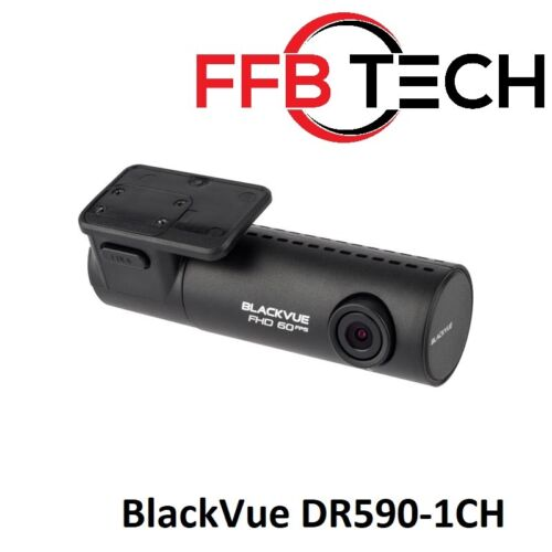 BlackVue DR590-1CH Full HD Dashcam 60FPS Sony Starvis Sensor (32GB)