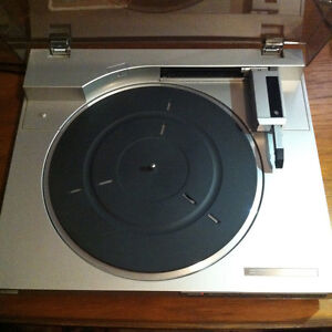 Sony PS LX500 linear tracking turntable Vintage